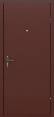 входная металлическая дверь заводская