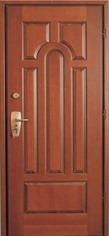 Дверь Мультилок отделка массив